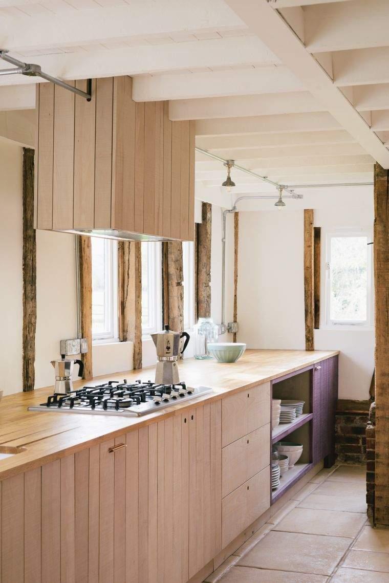 meuble cuisine plaque cuisson