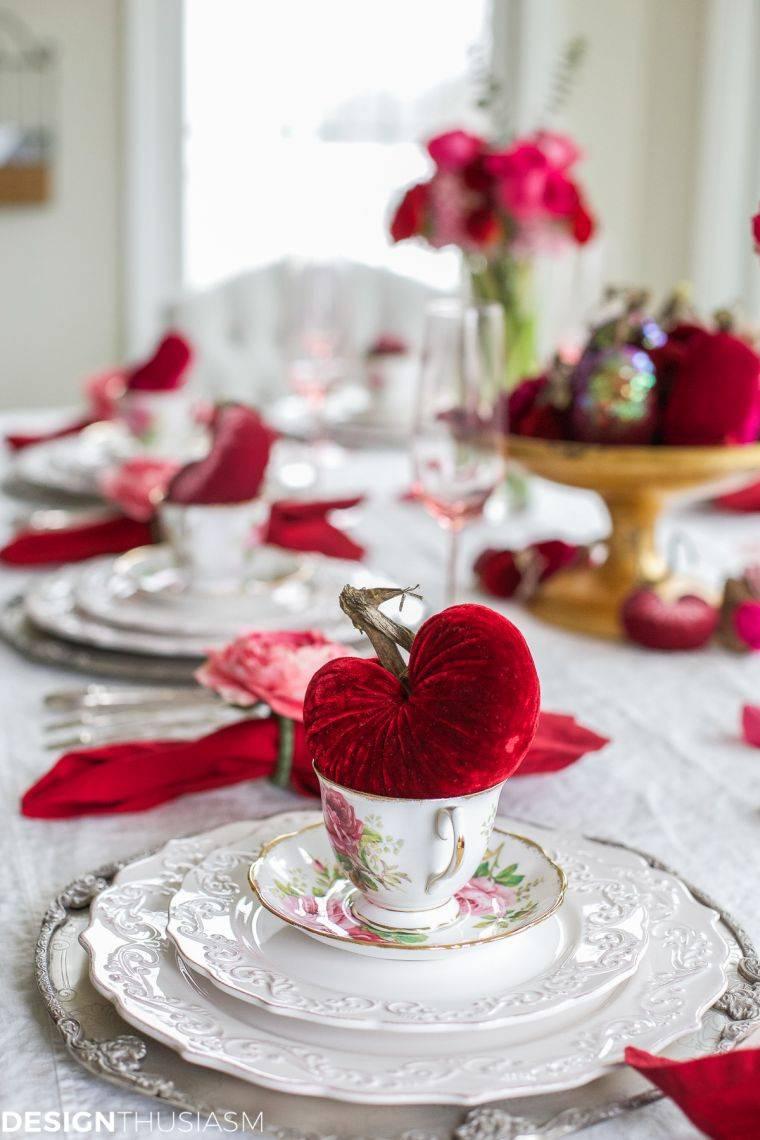Amazing Nos Ides De Dco Table Mariage Rouge Et Blanc Pour