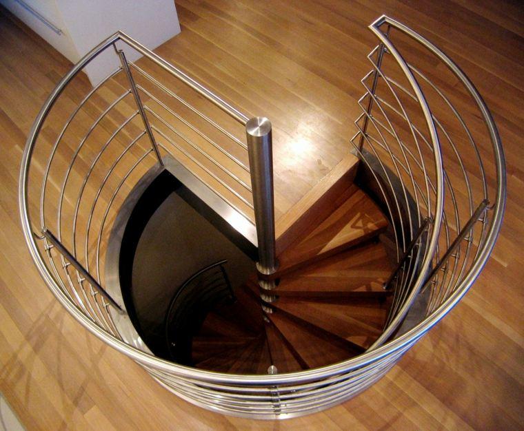 Escalier En Spirale Pour Design Dintrieur Moderne