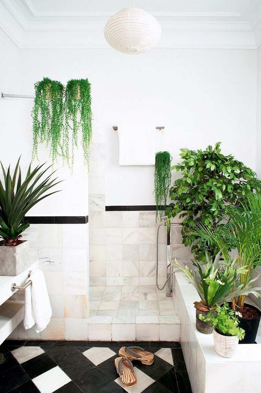 Ide dco salle de bain nature pour une ambiance zen