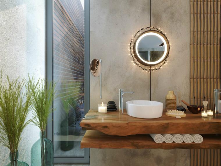 Salle de bain cocooning en quelques ides dinspiration
