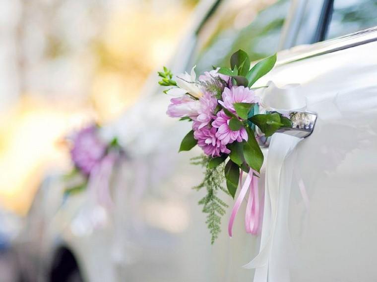 Dco voiture mariage rtro classique romantique et chic