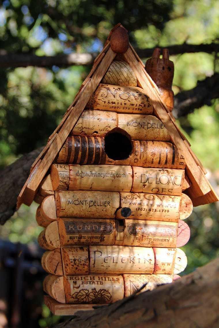Maison  oiseaux  faire soimme  une ide gniale