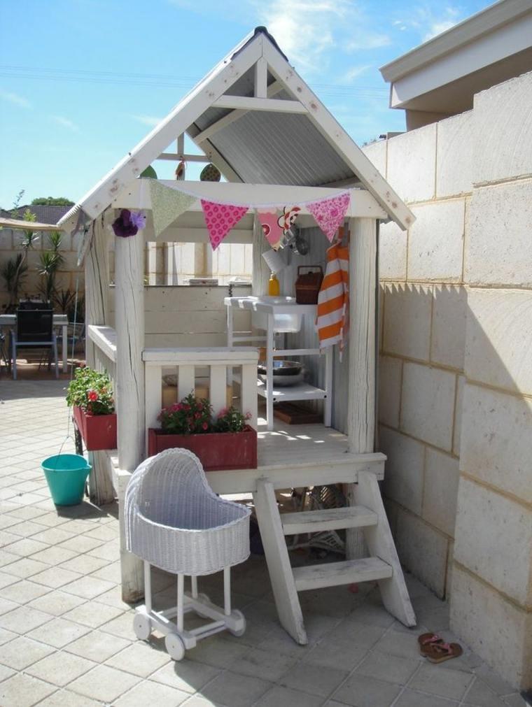 Cabane De Jardin Enfant En 50 Projets Faire Soi Mme