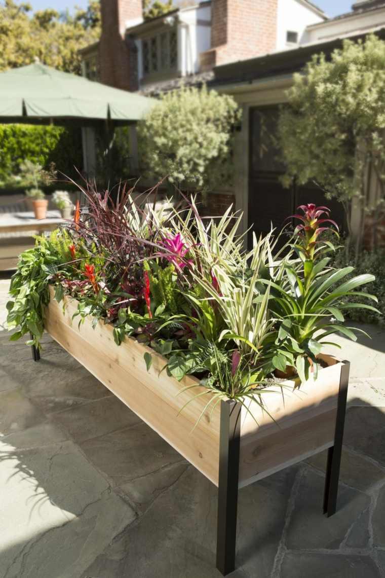 Garden Design Triangular Plot