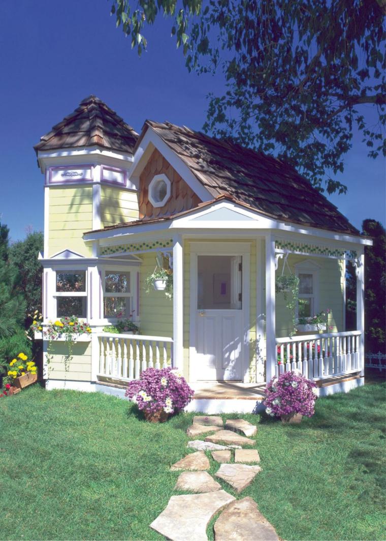 Cabane de jardin enfant en 50 projets  faire soimme