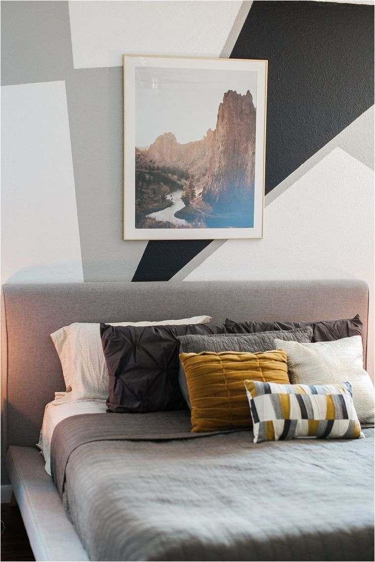 Chambre  coucher moderne  50 ides design