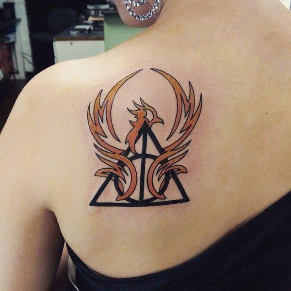 20 Phoenix Symbol Tattoos For Women Ideas And Designs