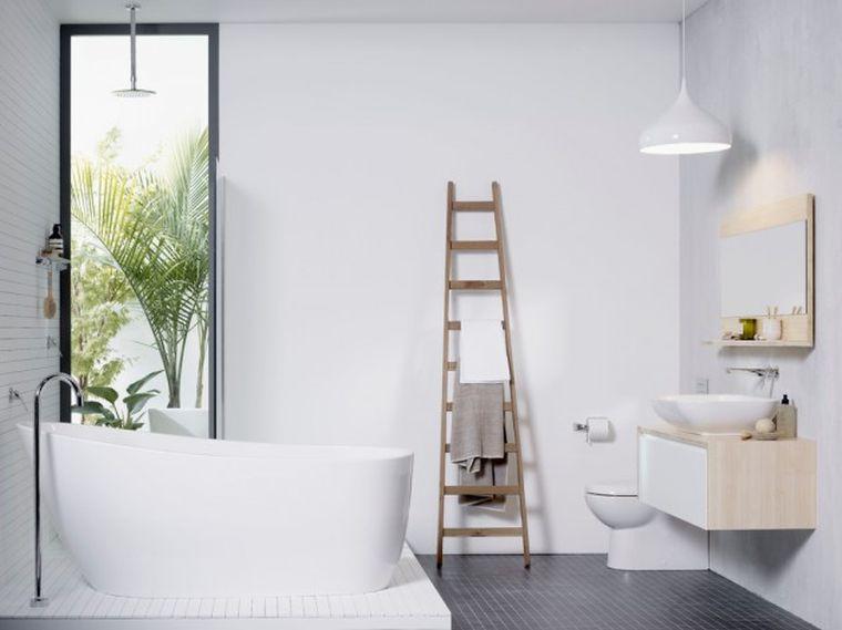 Meuble salle de bain bois  tout savoir sur les types et