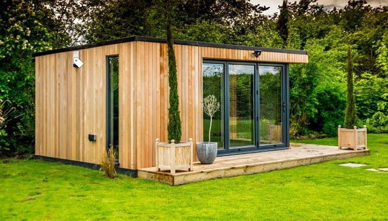 La Maison Jardin Moderne Un Abri Idal Pour Votre Coin