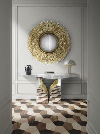 Miroir entre : objet design pour son entre afin d ...