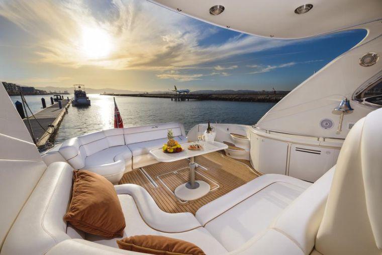 Intrieur Yacht De Luxe En Photos Inspirations Dco