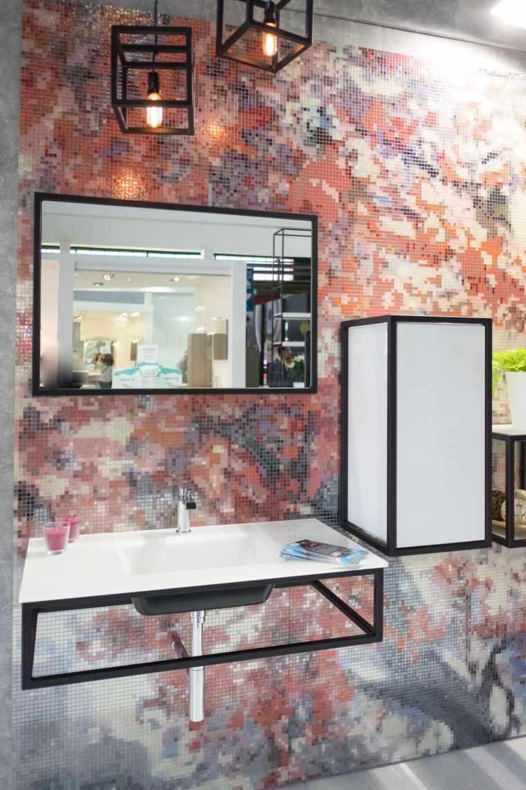 Carrelage et faence salle de bain place aux mosaques