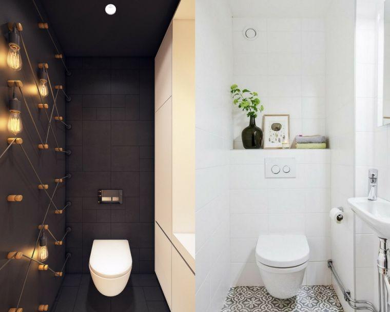 Idee Deco Toilette Suspendu | Le Meuble Wc | Toilette Bas ...