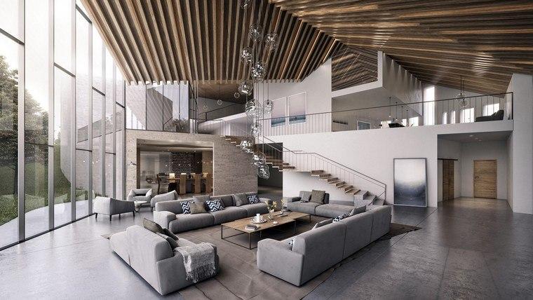 deco salon design 50 interieurs de