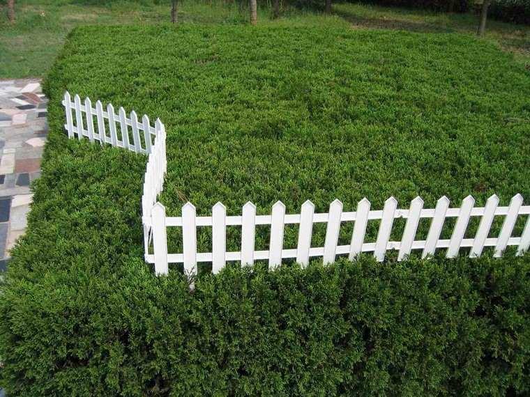 Clôture De Jardin Pas Cher DIY En Quelques Idées à Ne Pas