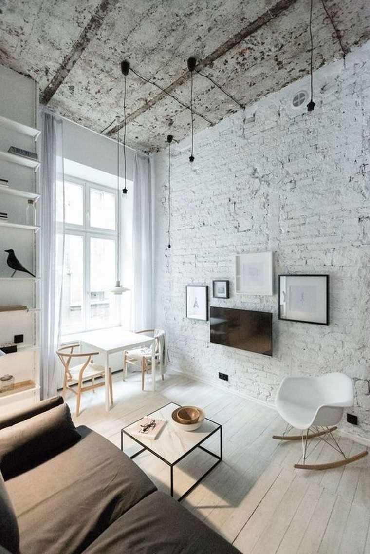 Mur blanc  ides de dco originale et moderne en 20 ides