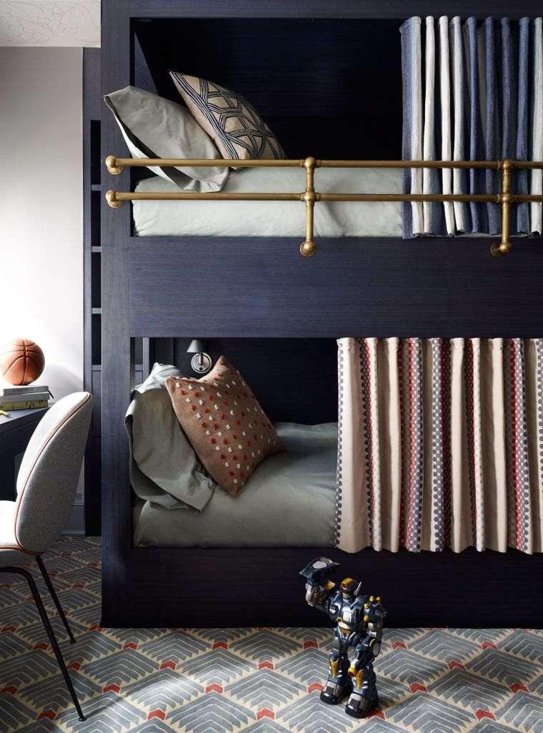 Le lit superpos design en 30 solutions de meubles et dco