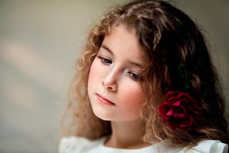 Coupe De Cheveux Pour Petite Fille 40 Ides Fraches Et