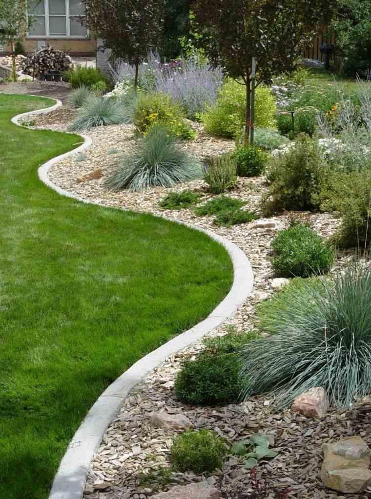 faire une bordure de jardin quel