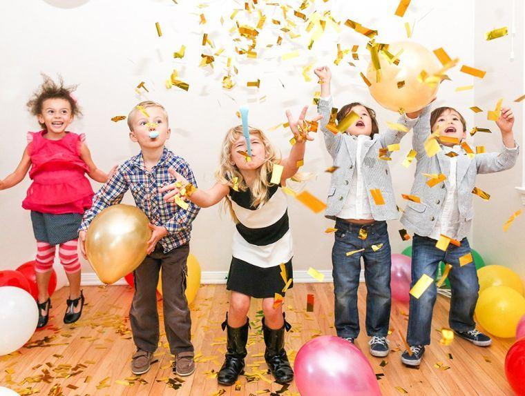 soiree nouvel an enfant activite idee jeux fete