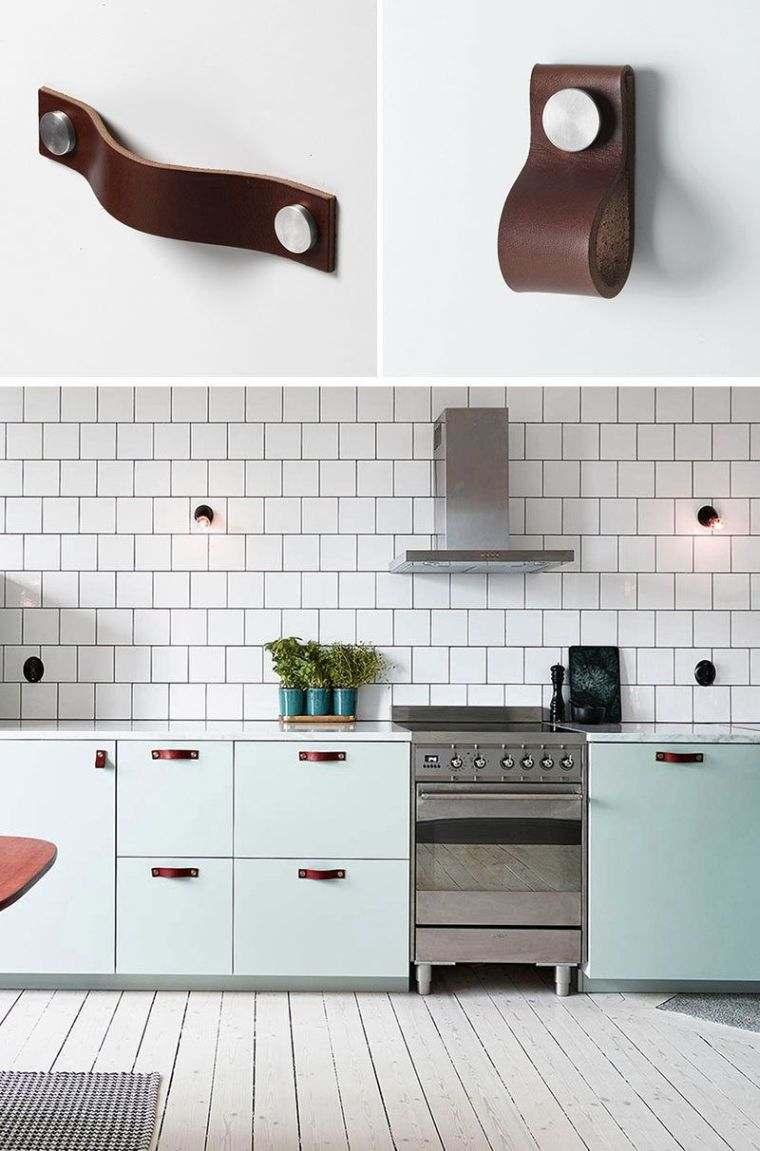 pull knobs for kitchen cabinets villeroy boch sinks découvrez nos idées de déco tendance cuisine moderne 2019