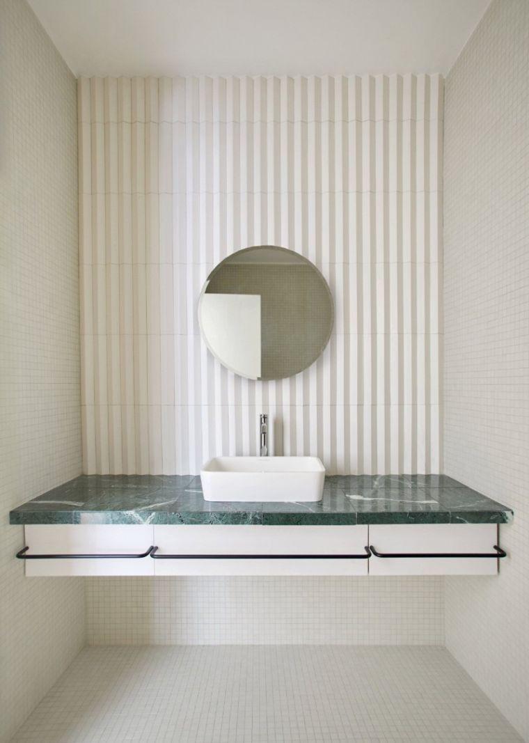 La Deco Salle De Bain Marbre Vert C Est Tendance Est Ce Une Bonne Idee Pour Votre Maison