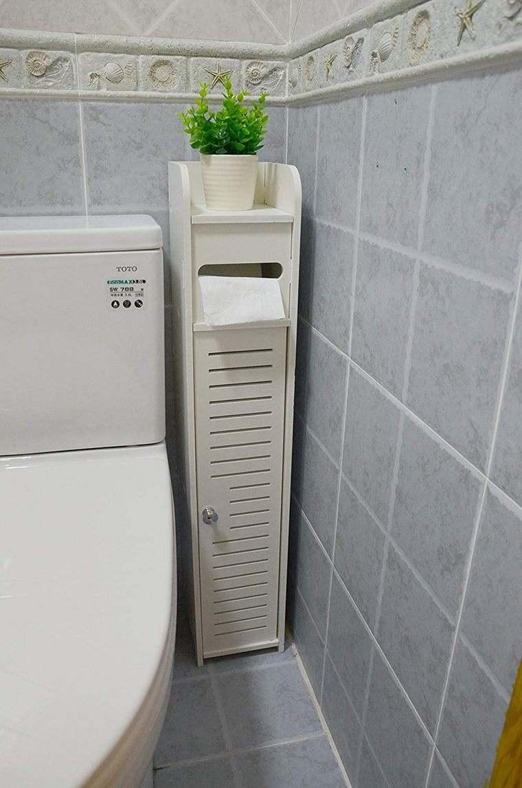 petit rangement salle de bain pour gain
