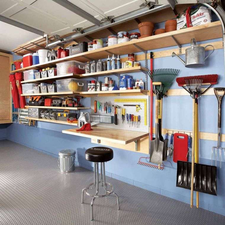 Astuces Rangement Garage Pour Un Espace Mieux Organise