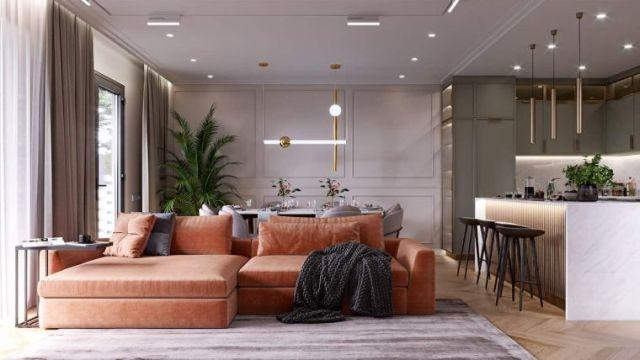 Tendances déco salon 2021 pour créer la salle de séjour de ...