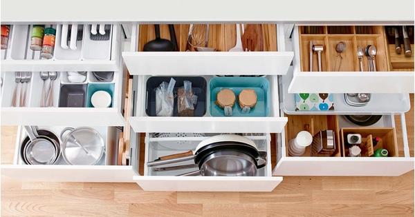 ikea rangement cuisine tiroir