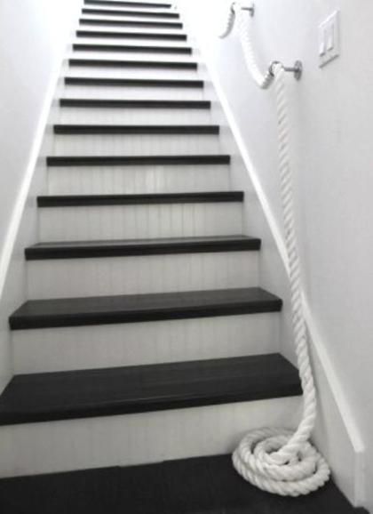 20 Escaliers modernes dinspiration nautique