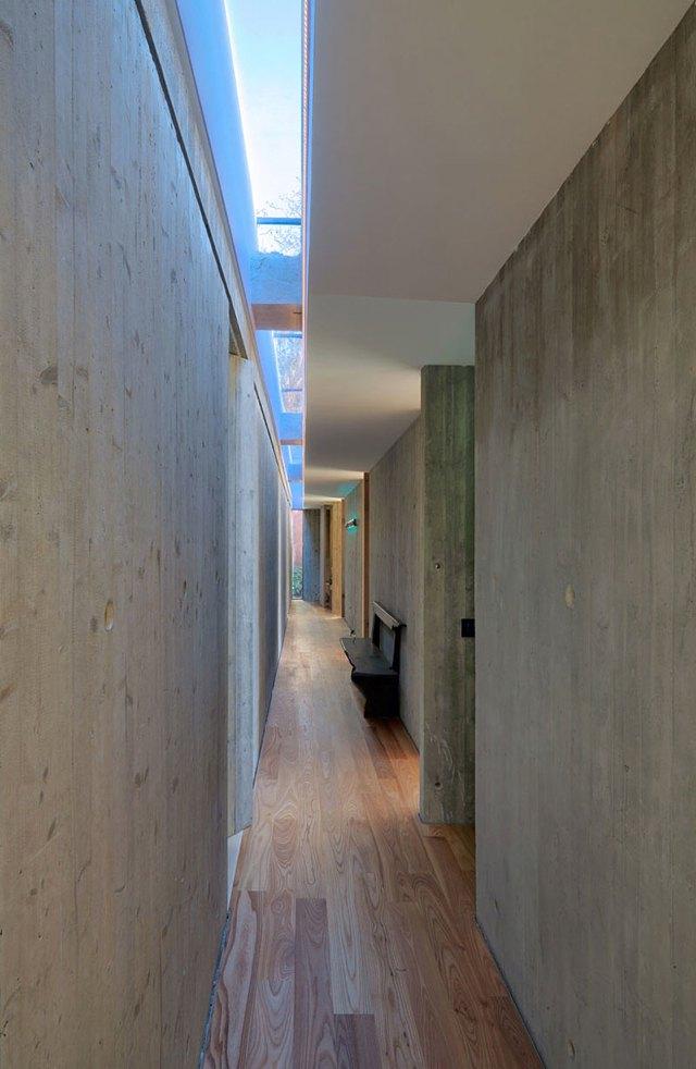La maison familiale Y par FL Architetti