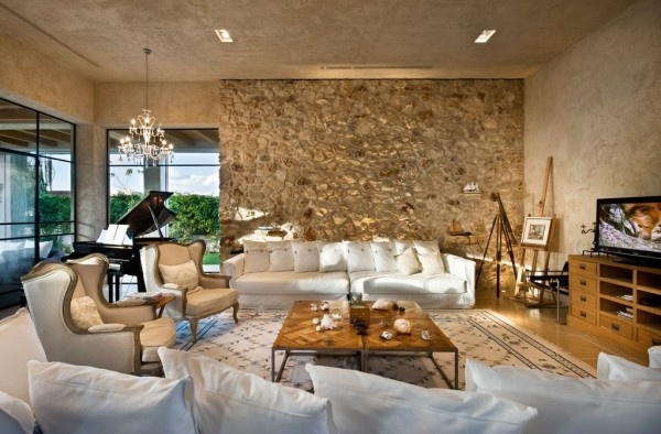 La villa moderne legante conue par Studio Smader