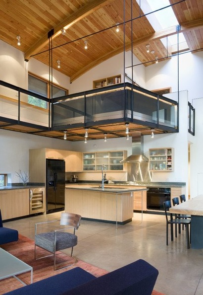 Comment choisir son propre design de loft moderne
