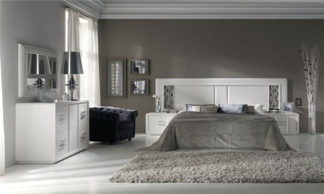 40 propositions classiques pour un lit