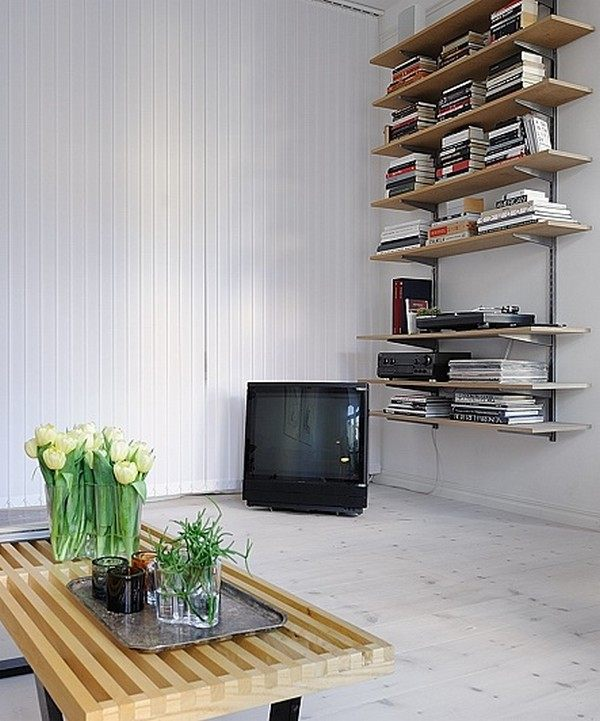 Un Joli Petit Appartement Design Scandinave Qui Fait Rver