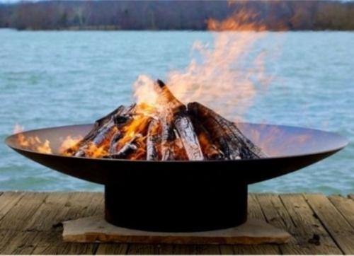 Brasero et vasques  feu pour une ambiance unique