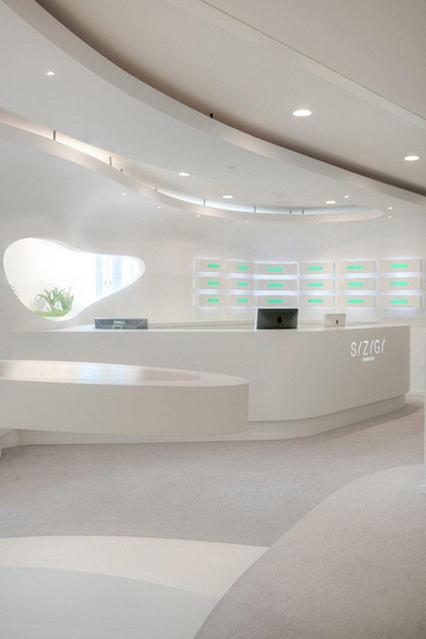 Bureau Design Francfort Une Forme Indite