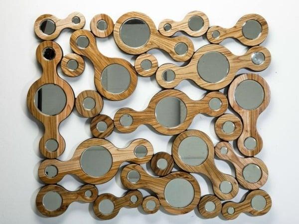 20 slections de miroir de design chic contemporain