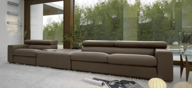 22 Ides De Canaps Modulables Contemporains Et Confortable