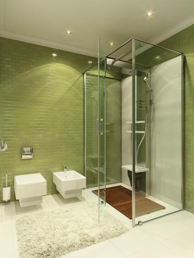 Le carrelage mural salle de bain qui va vous plaire