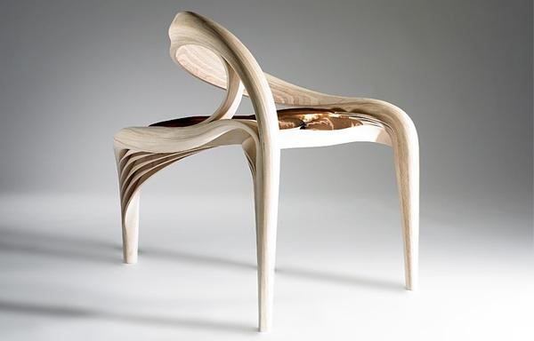 Meubles en bois de design extraordinaire par Joseph Walsh
