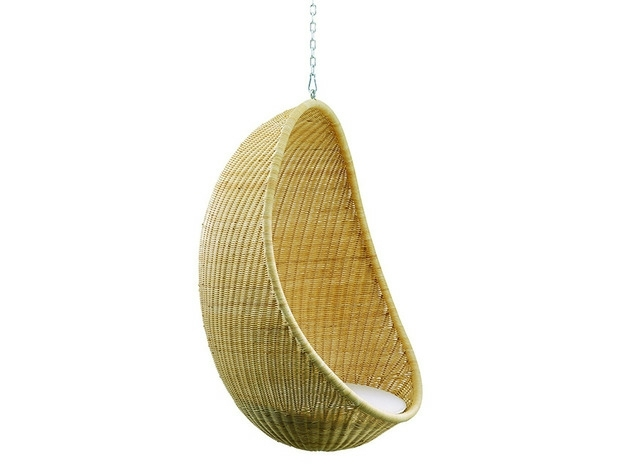 Suspended Egg Chair