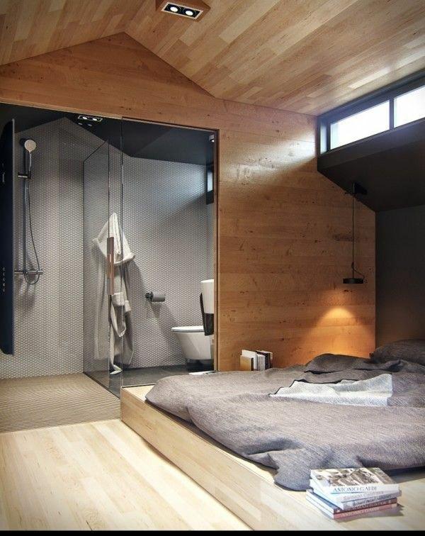 Douche  litalienne  31 exemples salles de bain italienne