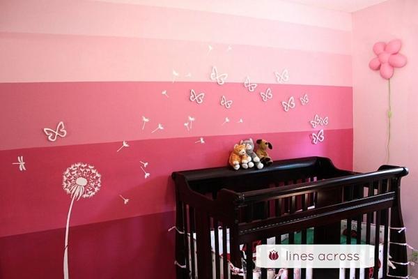 La peinture ombre conquiert murs et espaces