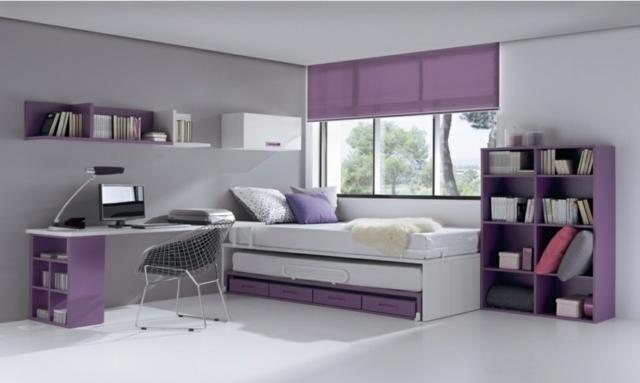 50 ides pour la dcoration chambre ado moderne