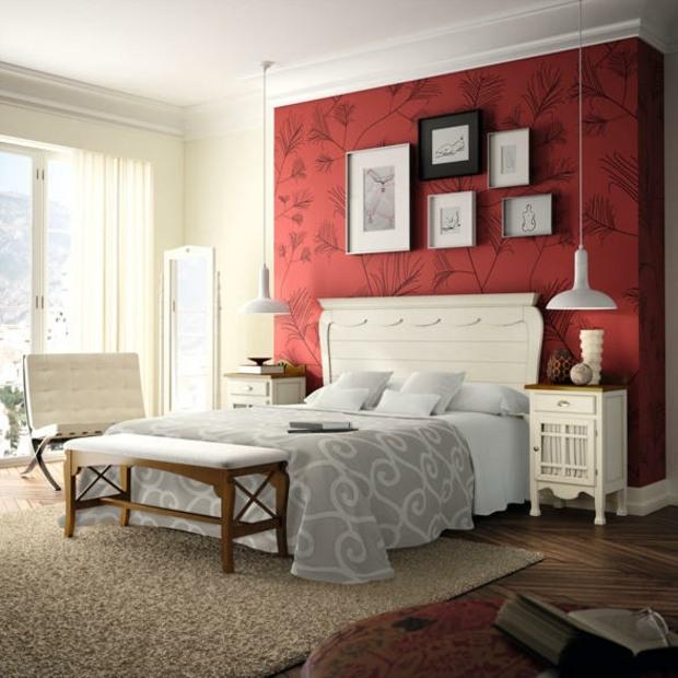 La dco rustique conquiert la chambre  coucher