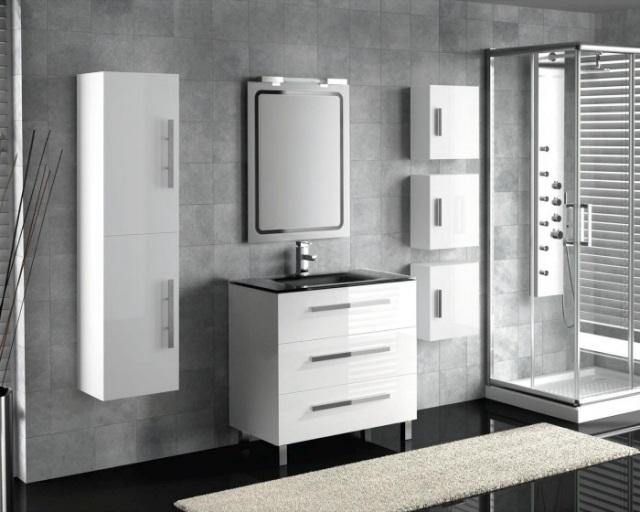 colonne salle de bains un meuble