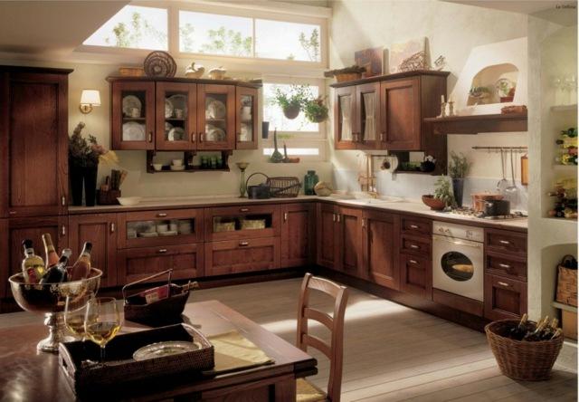 dcoration cuisine bois